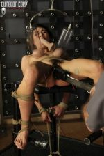 Dungeon Corp – Because She Loves It – Raven Rockette