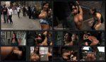 Public Disgrace – Jan 9, 2015 – Harmony, Zenza Raggi and Angelica Heart