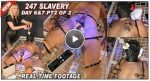 The English Mansion – Real-Time Footage 247 Slavery – Day 6&7 #2of2 Mistress Sidonia
